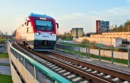 Dėl Vokės tilto remonto darbų atšaukiama dalis keleivinių traukinių