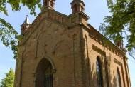 Bukaučiškių dvaro koplyčia - mauzoliejus