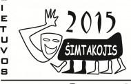 """Vaikų ir jaunimo teatrai kviečiami į """"Šimtakojį"""""""