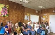 Alytaus rajono neįgalieji lankėsi Vankiškių bibliotekos filiale