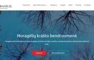 Noragėlių krašto bendruomenės internetinė svetainė palengvins prekių ir paslaugų mainus tarp vietos gyventojų