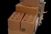 Kokybiškų gofruoto kartono dėžių gamyba