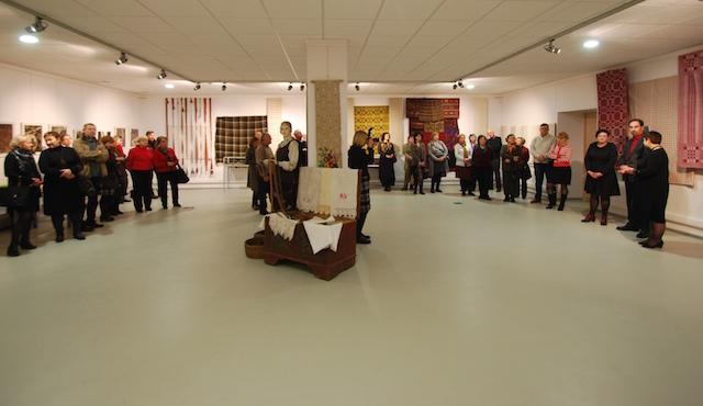 Dzūkijoje sūduvių tekstilės turtus pristato Marijampolės kraštotyros muziejus