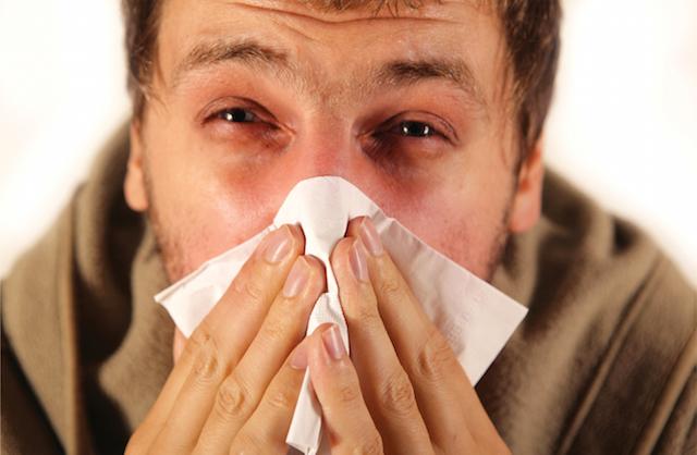 Sergančiųjų gripu skaičius mažėja