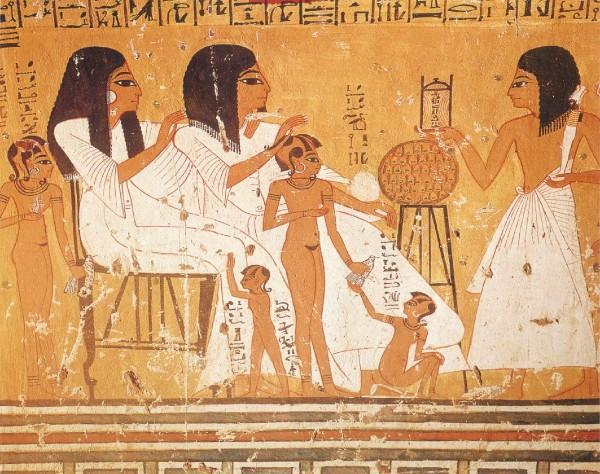 Senosios civilizacijos: keletas šeimos gyvenimo aspektų