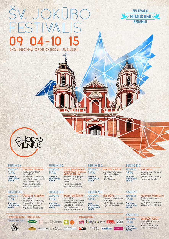 VII Tarptautinis Šv. Jokūbo festivalis ir Alytuje