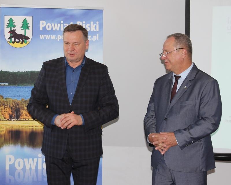 Alytaus rajono ir Pišo savivaldybės kartu populiarins paveldą ir turizmą