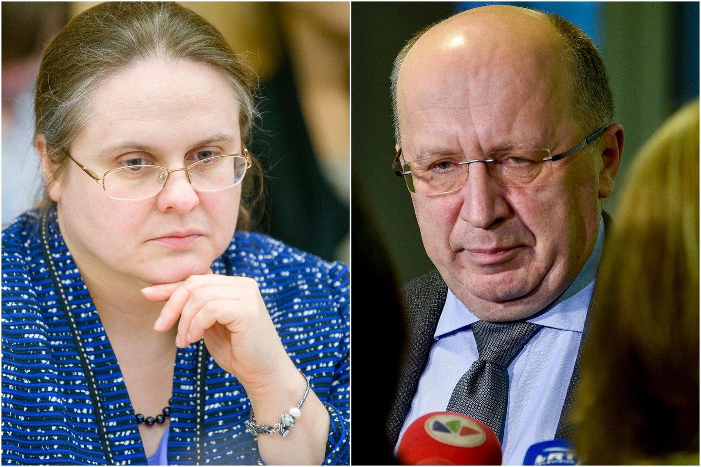 Kodėl A. Širinskienė siūlo A. Kubilių išmesti iš A. Skardžiaus reikalų komisijos?
