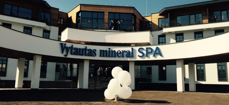 Vytautas Mineral SPA – atgaiva kūnui ir sielai