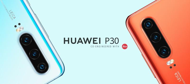 """Pirmas žvilgsnis į """"Huawei P30"""": parametrų apžvalga"""