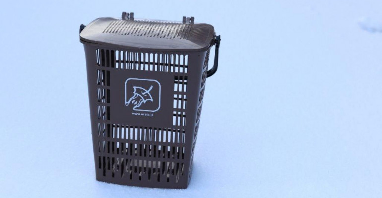 Nepamirškite pakeisti maisto atliekų konteinerio filtro – naują gausite rūšiavimo centre