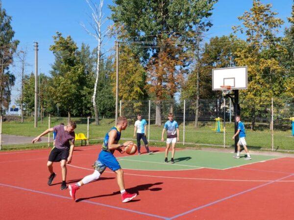 Sporto šventė Krokialaukyje